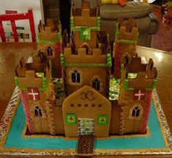 castle: Houses Templates, Gingerbread Castles, Dreams Castles, Gingerbread Houses Heavens, Gingerbread Houses Patterns, Gingerbread Templates, Gingerbread Houses Medieval, Castles Templates, Medieval Gingerbread