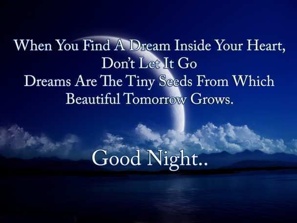 Sweet Romantic Beautiful Good Night Sms to Make Her Feel Special - Todays News