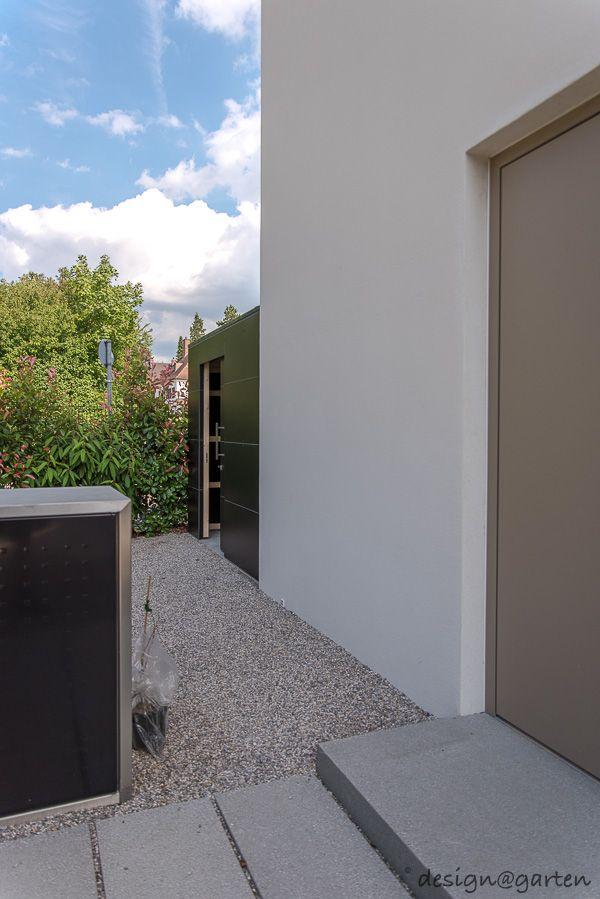 black box in München designgarten Gartenhaus, Outdoor