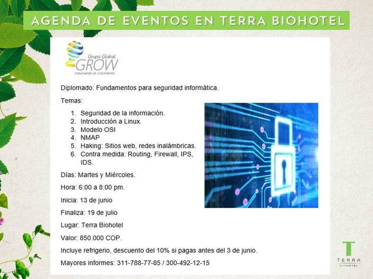 Entérate de los próximos eventos que se realizarán en nuestros auditorios. #ecofriendly #sostenibilidad #hotelsostenible #slowlife #hotelesmedellin #colombia #medellin #hotelescuela #turismosostenible #healthylife