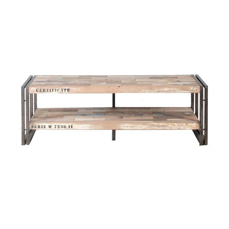 17 meilleures id es propos de meuble tv 120 cm sur for Meuble qui cache la tv