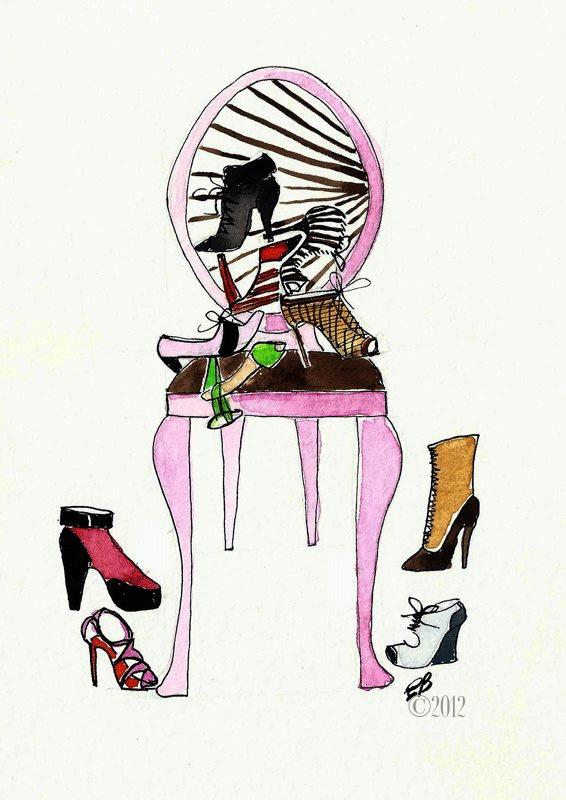 http://elainebiss.blogspot.com/2012/12/shoe-lover.html
