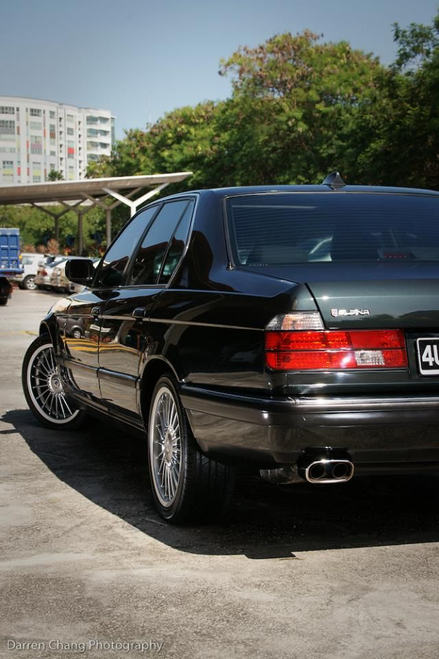 269 Best Bmw E32 Images On Pinterest Bison Buffalo And Granite