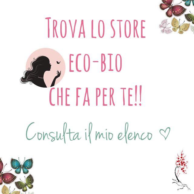 Misshaul | ecobio & lipsticks addicted: E-STORE ECOBIO