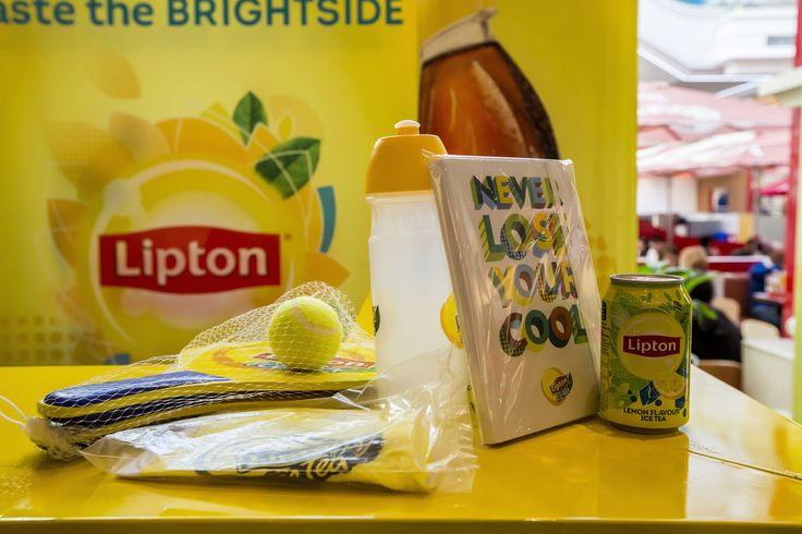 Taste the Brightside | Lipton Dance Machine | Sampling Mall Activation