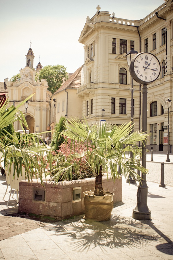 Fascinating Vilnius - http://www.travelandtransitions.com/european-travel/