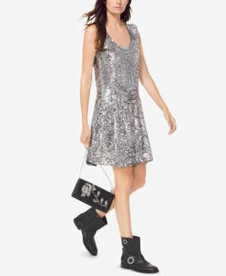 8f1813a04f6ea Sequined Slip Dress in 2019
