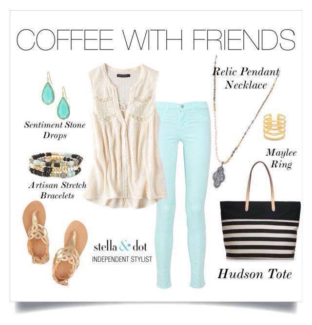 Coffee, friends and Stella & Dot! www.stelladot.co.uk/sites/simmi