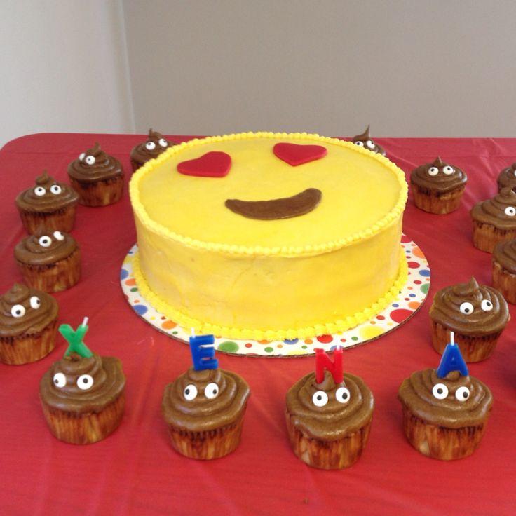 47 Best Emoji Theme Party Images On Pinterest Birthdays