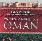 Lalo Schifrin: Symphonic Impressions of Oman [CD], 09398634