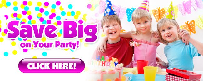 Air Lanes - Kids Birthday Party Packages - Des Moines