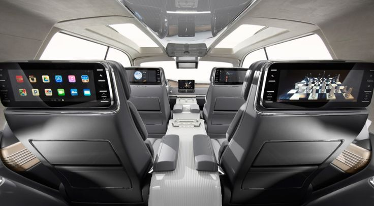 2018 Lincoln Navigator New Features