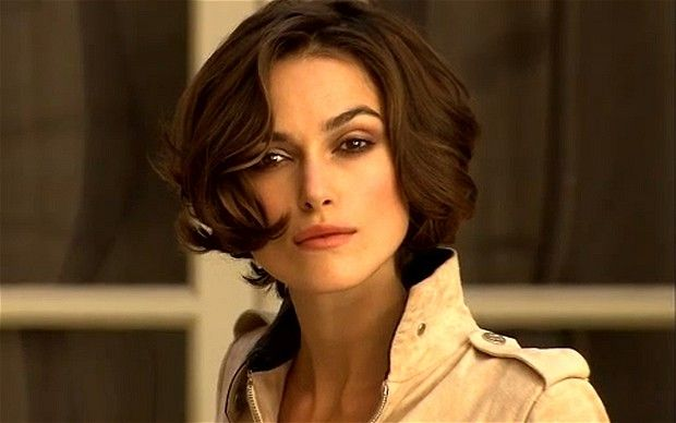 Keira Knightley for Chanel Coco Mademoiselle