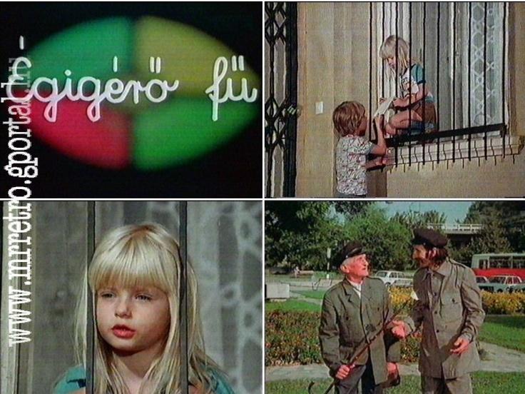 Az égig érő fű: MINDEN IDŐK egyik LEGJOBB MAGYAR GYEREKFILMJE. Misuval és Poldi bácsival. Igaz, még 1979-ben készült, de a 80-as években néztük!
