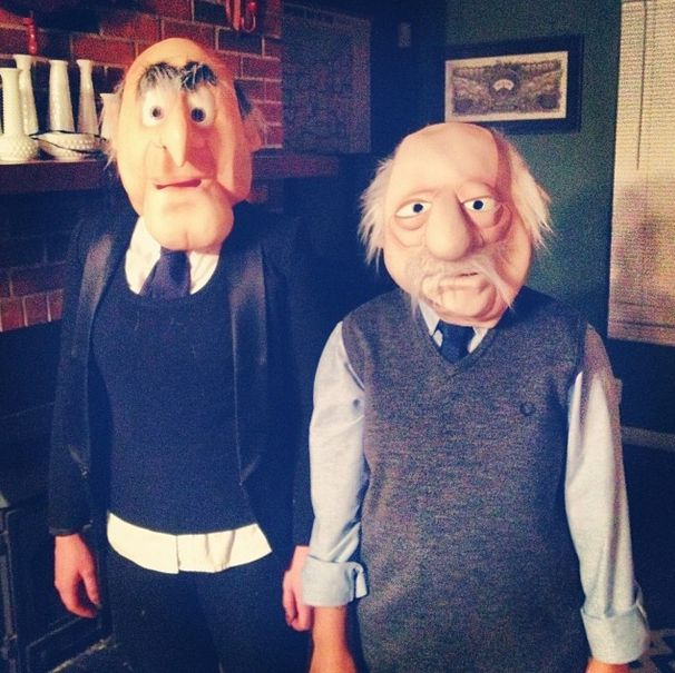 1000 Images About Mega Muppet Board On Pinterest: 1000+ Ideas About Statler And Waldorf On Pinterest