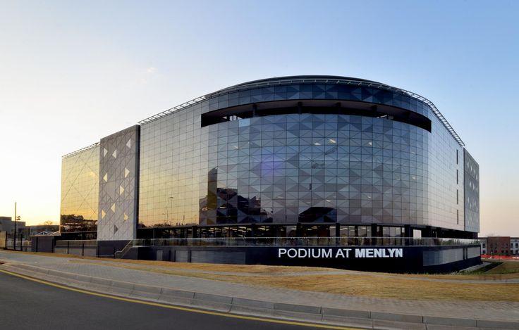 Podium at Menlyn - Pretoria South Africa