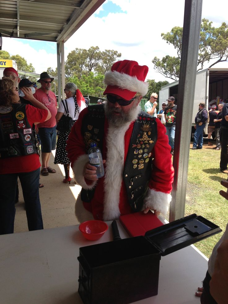 2013 December - Toowoomba Toy Run