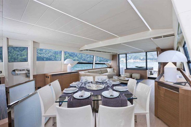 94 best Yacht Interior Design images on Pinterest | Yacht interior ...