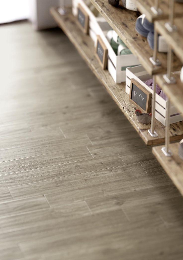 Treverkway - pavimento in gres effetto legno | Marazzi