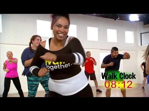 Walk At Home: Walk 15   Nick 1 Mile! (Walking Exercise