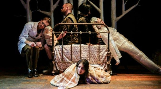 TINY REMARKABLE BRAMBLE @ KINGS CROSS THEATRE Review - Sydney Arts Guide