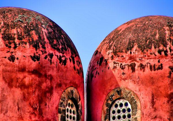 Angelo Trapani: Palermo, la firma araba nell'architettura delle cupole rosse della chiesa di San Cataldo. Repubblica.it