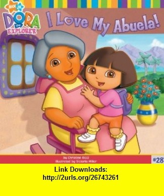 7 best ebooks download images on pinterest pdf tutorials and quiero a mi abuela dora the explorer series by christine ricci illustrated by victoria miller find this in the spanishbilingual section under sp e fandeluxe Gallery