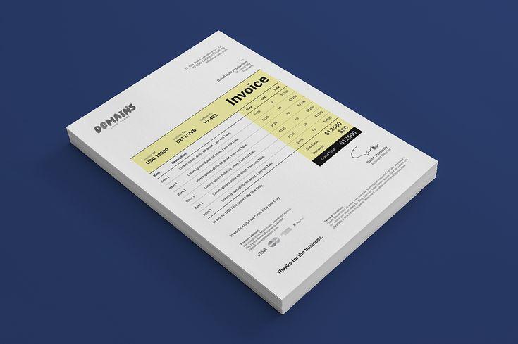 2 Free Invoice Templates