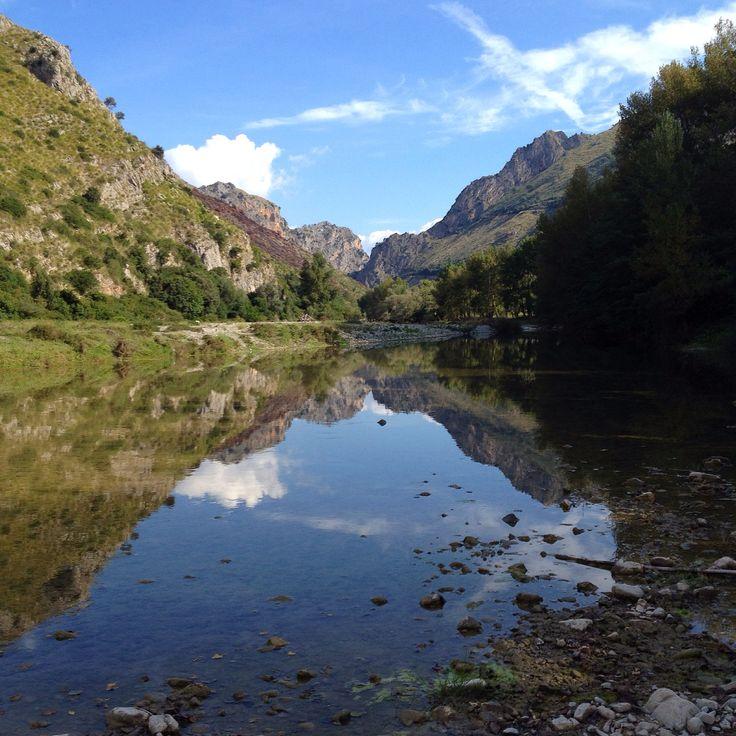 #LeGoleDelMingardo Parco Nazionale del Cilento Pedalando in Mtb