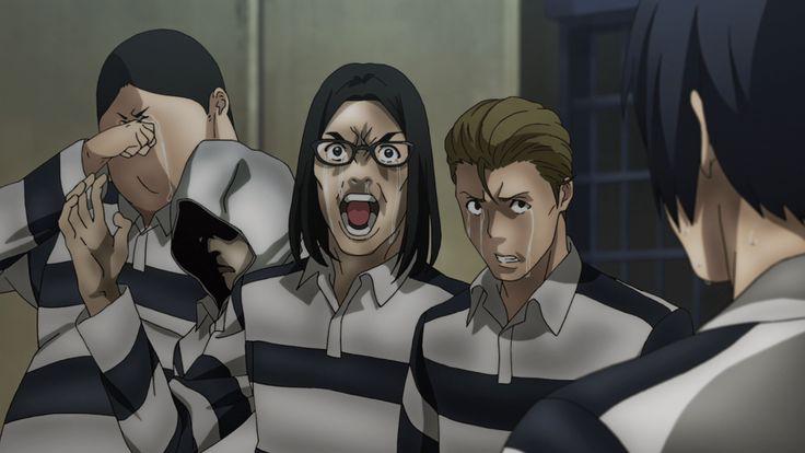 Gakuto / Shingo / Joe / Andre【Prison School】 | Anime. Animação. Manga
