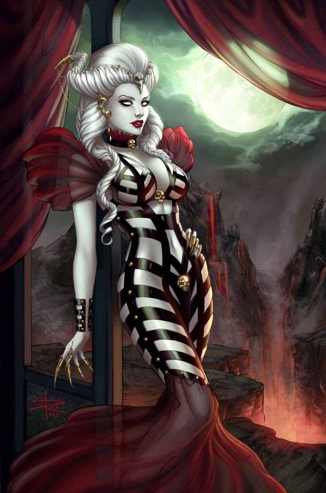 215 Best Lady Death / Chaos Comics / Coffin Comics Images