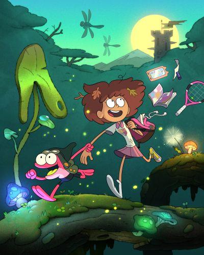 New show: Amphibia