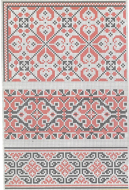 ukrainian folk embroidery: stars