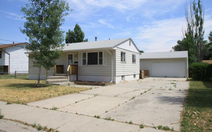 Enjoy over 1,900 sq. ft. of living space, 3 bedrooms, 1.75 bathrooms, a large deck, and an oversized two-car garage. This home at 817 Belinda is priced to move, so don't miss out! Call Wind River Realty at 307-856-3999 for further information!