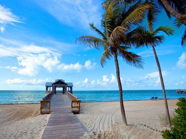 Travel Channel's picks for Florida's most beautiful beaches.