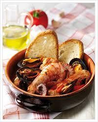 Cucinare a modo mio... le ricette di Carmen       : Cacciucco alla livornese