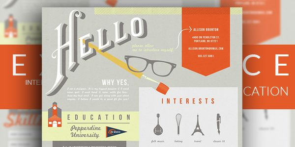 20 Resume Design Tips and Examples