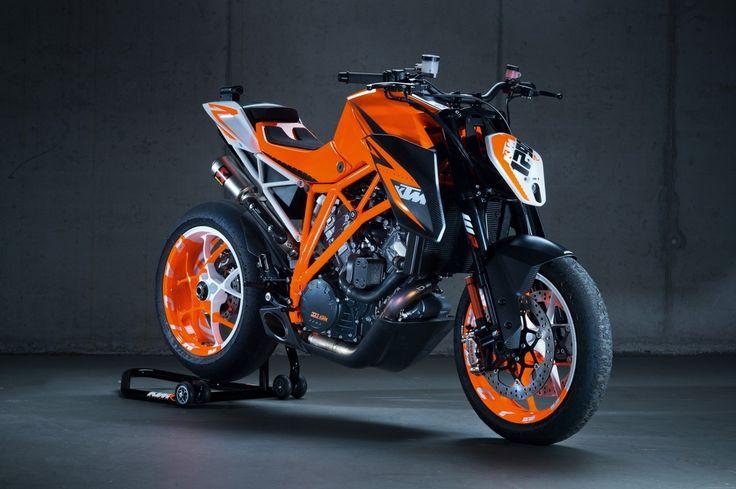 motographite: KTM 1290 SUPER DUKE PROTOTYPE