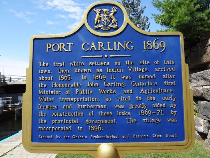 Port Carling, ON, Canada