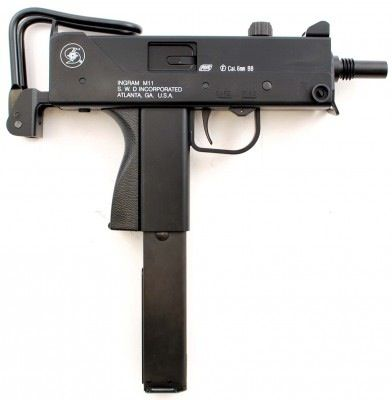 Ingram Mac 11 .45ACP right out of the box...