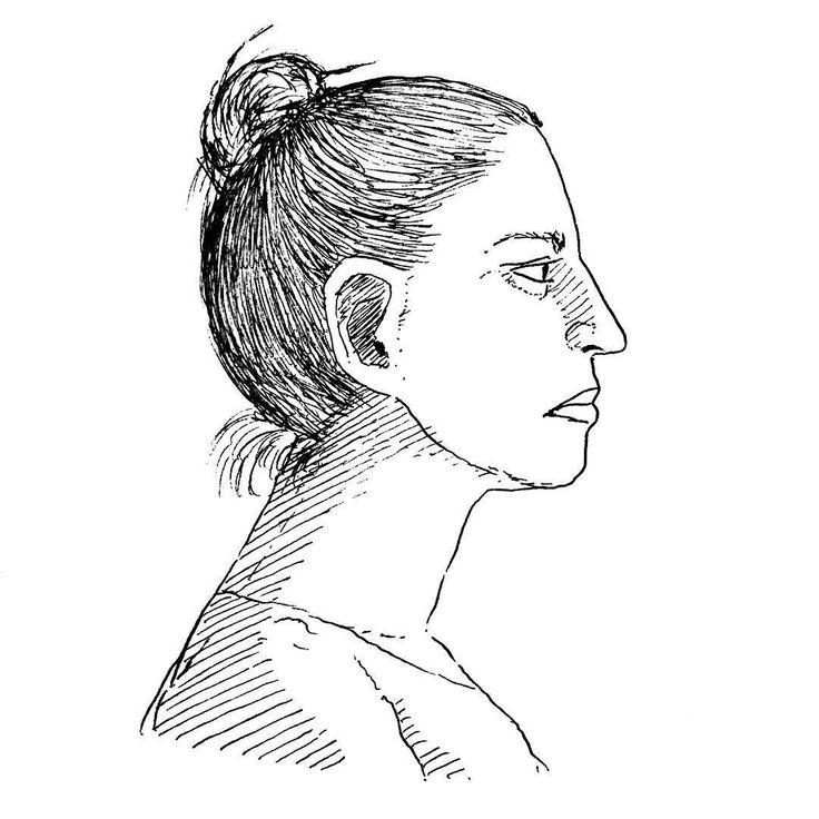 Вид в профиль картинки