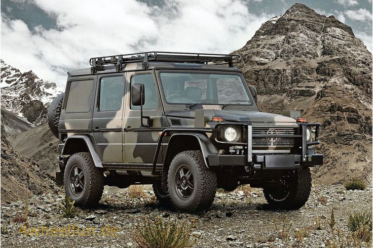 Cool Stuff We Like Here @ http://CoolPile.com ------- << Original Comment >> ------- Mercedes G LAPV 6.1 Militär Military Eurosatory
