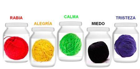 Aula de Elena: Cuéntame un cuento: El monstruo de colores