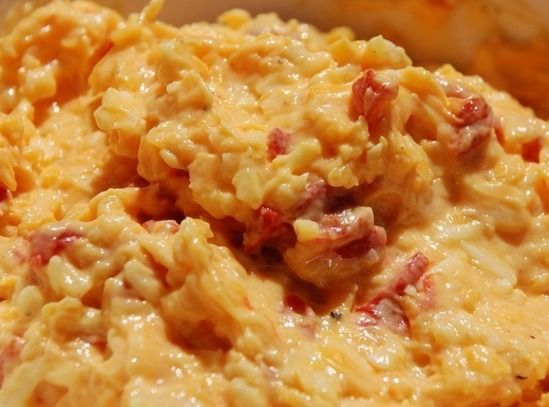 Texas Pimento Cheese Spread   cheese   Pinterest