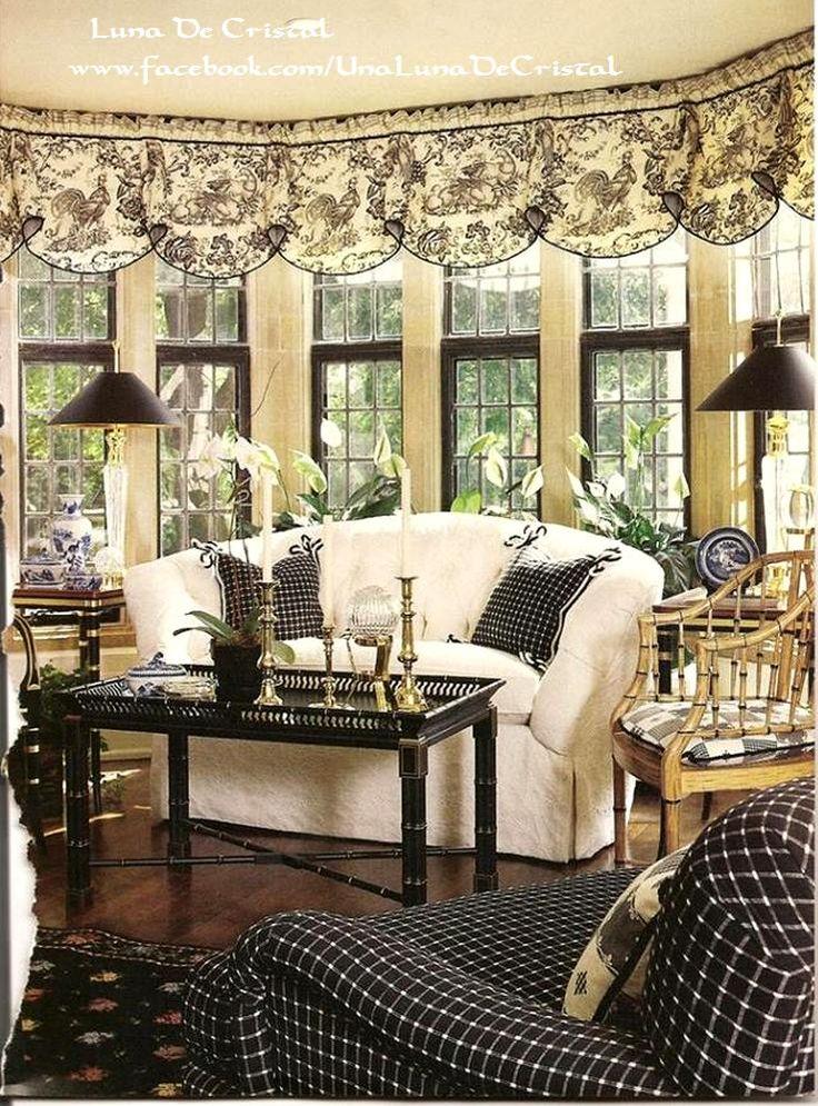 Decoraci n de interiores y exteriores bellos hogares y for French country living
