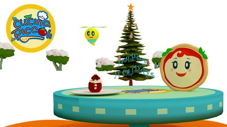 Cartoni animati per bambini -  Margherita e il babbo natale di panna