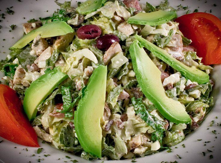 Salada de abacate e frango - Powered by @ultimaterecipe