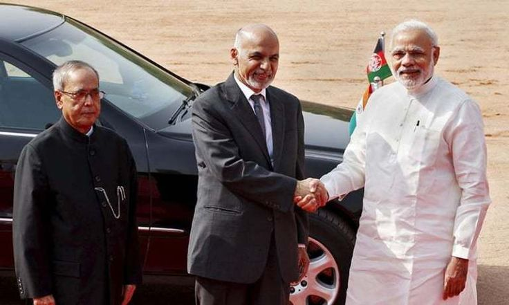 "Ashraf Ghani, the Afghanistan President will be arriving in New Delhi today on a two-day visit, in order to hold ""close consultations"" on the key issues with Prime Minister Narendra Modi during which India is most likely to accede to Kabul's demand for the increased military assistance."