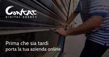 Una nuova opportunità per la tua attività Non chiudere la produzione, portala online e mostra al mondo come puoi fare la differenza!
