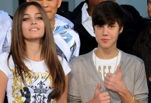 Paris Jackson Attacks Drake Bell for Insulting Justin Bieber
